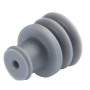 Bouchon de protection AMP TYCO gris