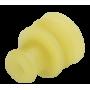 Bouchon de protection AMP TYCO jaune