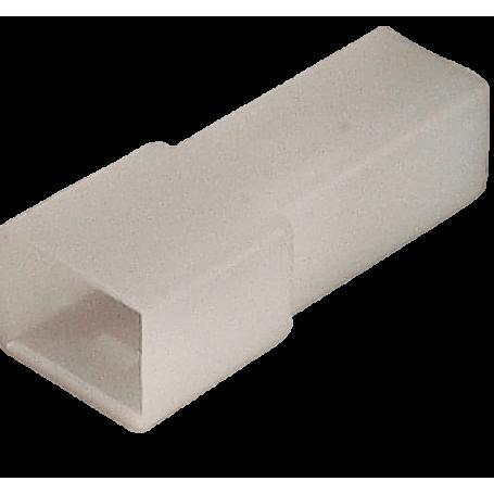 Boîtier de connecteur 1 pôle (boîtier de prise)