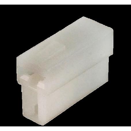 Boîtier de connecteur 1 pôle (boîtier pour cosse femelle)