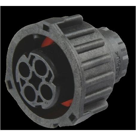 Boîtier de connecteur AMP TYCO RK 4 pôles