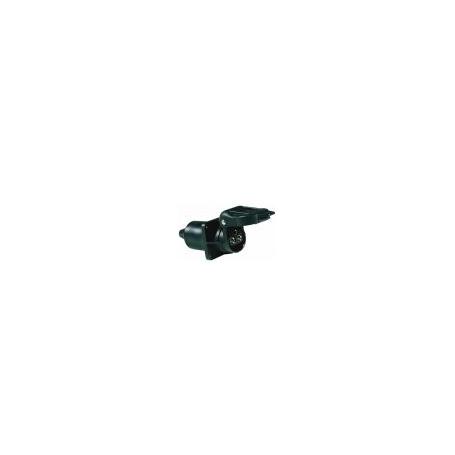 Socle 3 pôles avec couvercle Entraxe 28.6 Fix.4 trous