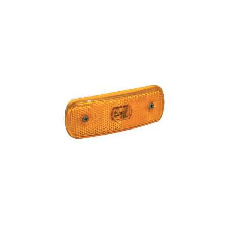 Feu gabarit orange à plaquer