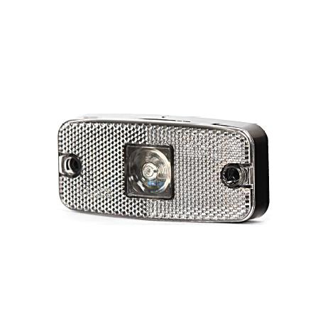 Feu d'encombrement cristal LED