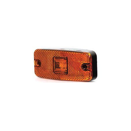 Feu d'encombrement orange LED
