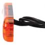 Feu encombrement orange LED SLIMLINE 12/24V