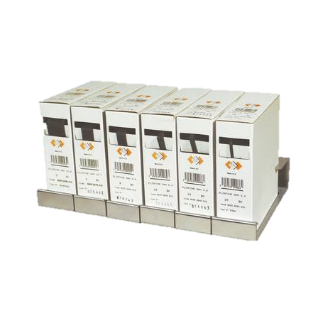 Gaine Pliofine SAM 25.4 BOX (5m) Noir