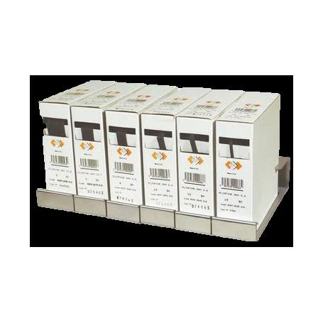 Gaine Pliofine SAM 12.7 BOX (8m) Noir
