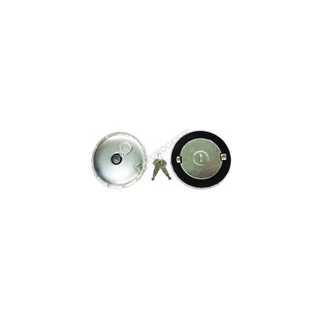Bouchon métal avec clef