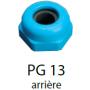 Feu AR GAUCHE LC5 avec catadioptre + éclaireur de plaque