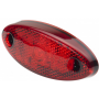 Feu de position AR ROUGE LED + catadioptre