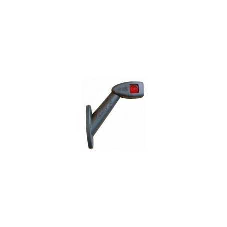 Feu corne LED Tricolore (montage vertical gauche)
