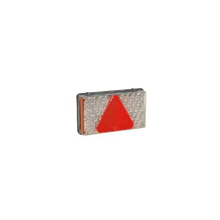Feu MultiLED sans catadioptre triangulaire