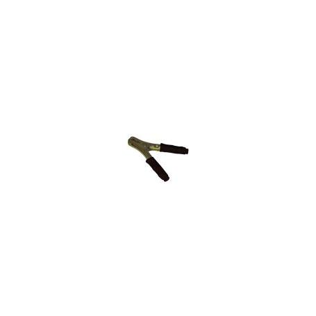 Pince de ccharge en tôle noire 60A