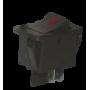 Interrupteurs à bascule ON-OFF - Avec voyant Led lumineux rouge