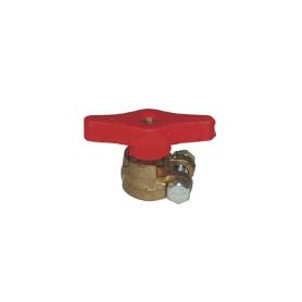 Robinet coupe-batterie - Tige filetée M8