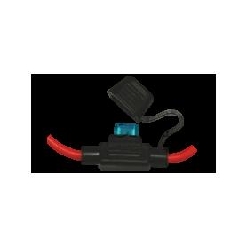 Porte-fusibles pré-câblé pour fusibles MINI