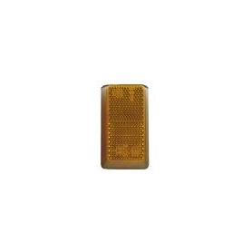 Cabochon orange de rechange pour feux ML