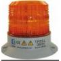 Feu à éclats orange à poser pour véhicules à progression lente - IP65