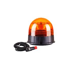 Gyrophare effet rotatif à LED magnétique