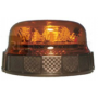 Gyrophare effet rotatif 8 LED à poser