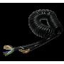 Câble Spirale Electrique 24 V sans prise PL