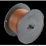 FIL 7mm2 ROUGE (bobine 25m)
