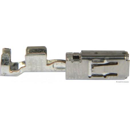 Sertisseur (x50) 1 mm²-2,5 mm² Haut.0,8 mm larg.2,8 mm connexion ELA