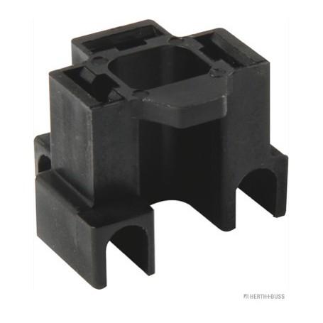 Boîtier connecteur 3 pôles (x10) Largeur d'emboîtement 8mm