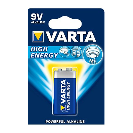 Pile HIGH ENERGY 6LR61