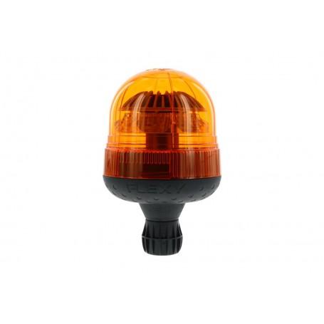 Gyrophare LED VEGA FLEXU AUTOBLOK rotatif ORANGE