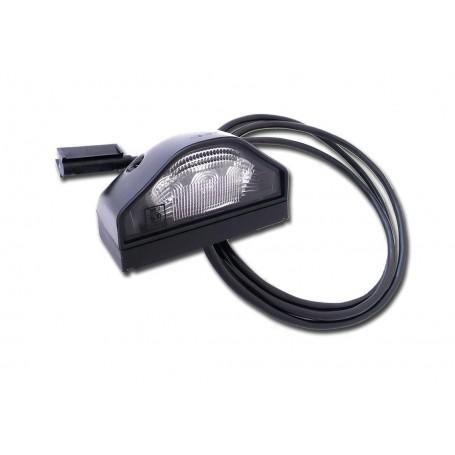 Eclaireur de plaque LED 24V câble 40mm