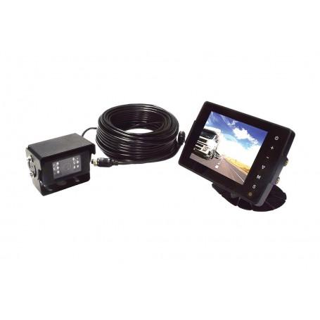 kit cam ra de recul touch screen 5 pouces eit. Black Bedroom Furniture Sets. Home Design Ideas