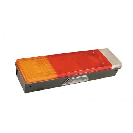 Feu AR GAUCHE/DROIT LC6 + éclaireur de plaque