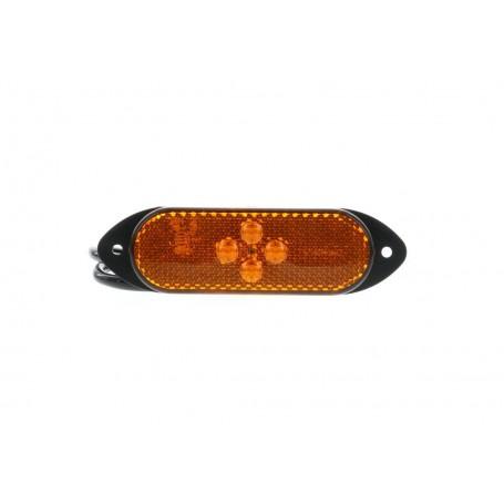 SMD04 LED - Feu de position latéral LED 24V ambre