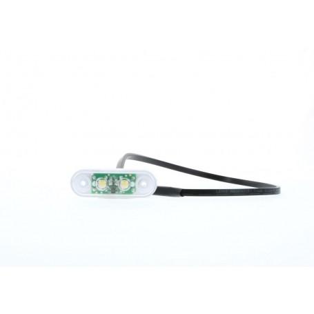 FE04 LED - Feu de position avant LED 24V cristal