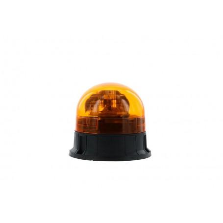 Gyrophare VENUS à visser 23W, avec ampoules H21 12 et 24V fournies