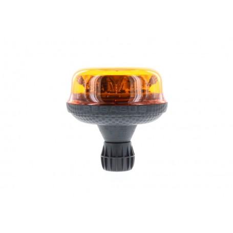 PEGASUS - Gyrophare led PEGASUS FLEXY AUTOBLOK, 3 fonctions (rotatif, flash, double flash), ambre