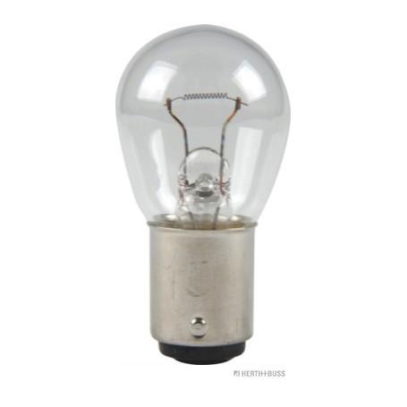 Ampoule 24V 21W P21W BA15d x10