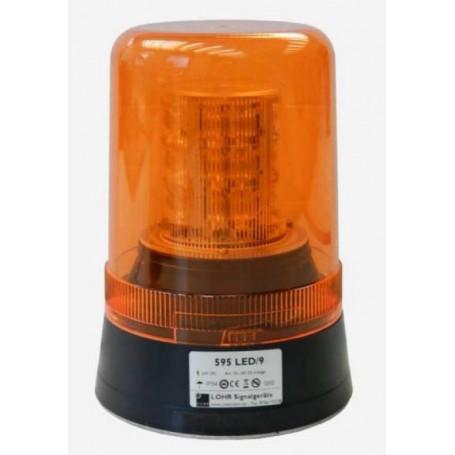Feu à éclat LED BLEU 230V