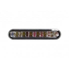 Feu de pénétration LED long ambre
