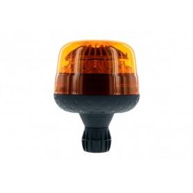 Gyrophare led GALAXY FLEXY AUTOBLOK, lumière rotative ambre