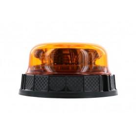 PEGASUS LED - Gyrophare led PEGASUS à visser 3 fonctions (rotatif, flash, double flash), ambre