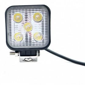 Phare de travail 5 x 3W LED - 1000 Lumen