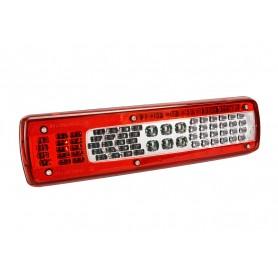 Feu ARG LED LC9 L.500mm/larg.130mm/Prof.86mm 7 voies Latéral
