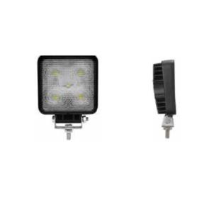 Phare de travail Lumière BLEUE 15W 1100Lu IP67 10/30V