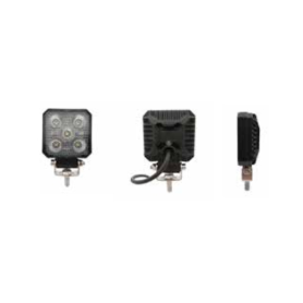 Phare de travail Mini (70x28x95mm) 5W 1500Lu 69k 10/30V