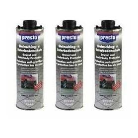 Cartouche aerosol Protection anti-gravillon NOIR 1000 ml