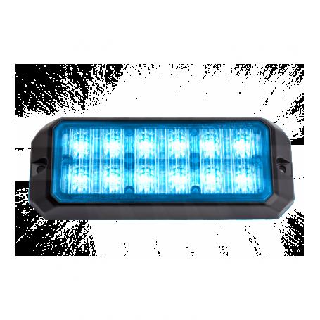 Feu de pénétration BLEU 12 LEDS STARLED12-BLEU