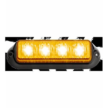 Rampe lumineuse orange LED